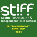 Kevin Owyang won an award at STIFF Seattle