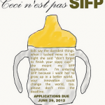 Kevin Owyang Graphic Design, Sippy Cup Campaign I